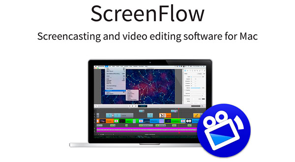 Telestream社、画面収録&編集ソフトウェアScreenFlow 6.0を発表