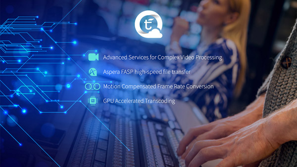 Telestream社、複雑なメディアファイル処理が可能な先進的クラウドサービス「Telestream Cloud」を紹介
