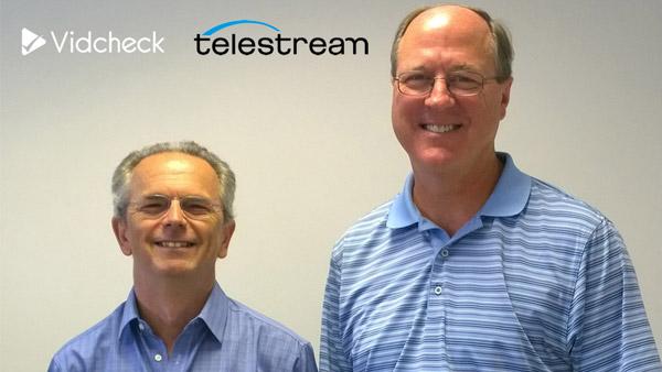 Telestream社、英国を拠点とするQC専門会社「Vidcheck」を買収