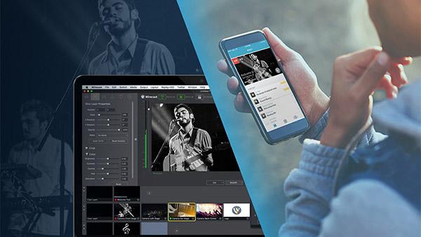 Telestream社、Periscope/Twitter APIによるライブストリーミングをネイティブ対応したWirecast Version 7.5を出荷