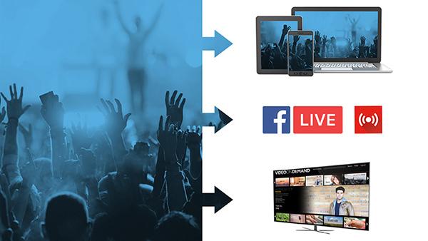 Telestream社、大規模なマルチスクリーンライブストリーミングに対応する、最新のLightspeed Live Streamを発表