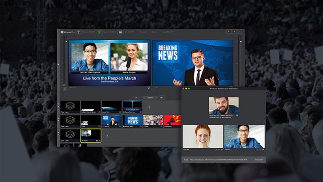 Telestream社、複数拠点での制作向けにランデブー機能が新たに加わった「Wirecast 8」を発表