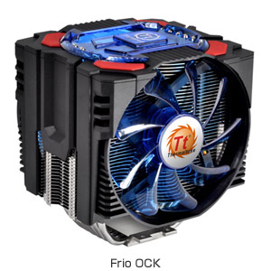 日本サーマルティク社製CPUクーラー「Frio OCK」
