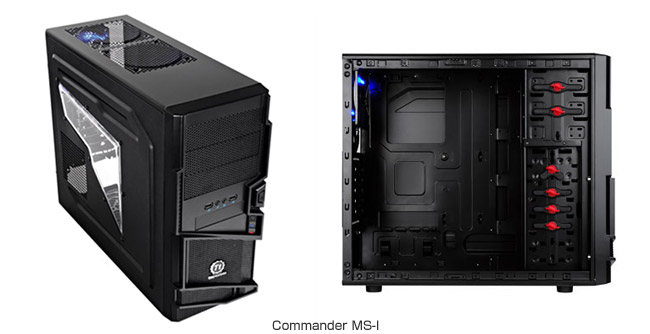 Commander MS-I / USB3.0製品画像