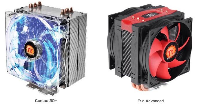 Contac 30+、Frio Advanced 製品画像