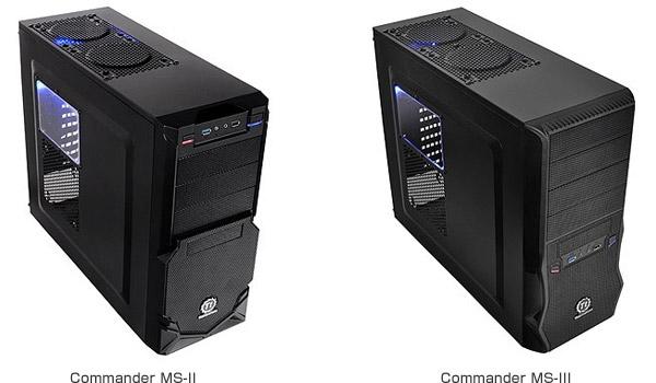 Commander MS-II、Commander MS-III 製品画像