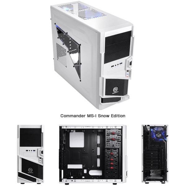 Commander MS-I Snow Edition 製品画像