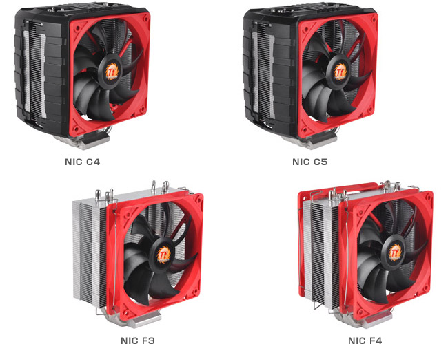 Thermaltake NICシリーズ 製品画像
