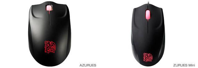 AZURUES、AZURUES mini 製品画像