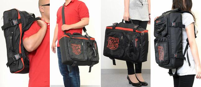 Backpack Mission(Battle Dragon) 製品画像
