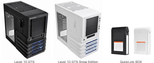 Level 10 GTSシリーズ 製品画像