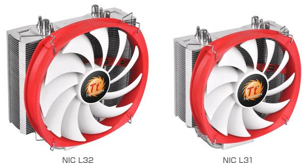 NIC L31、NIC L32 製品画像