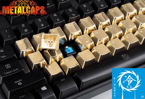 METALCAPS GOLD SPシリーズ 製品画像