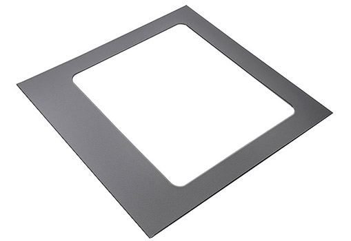 Core V1/Black/Win/SECC/Window side panel 製品画像