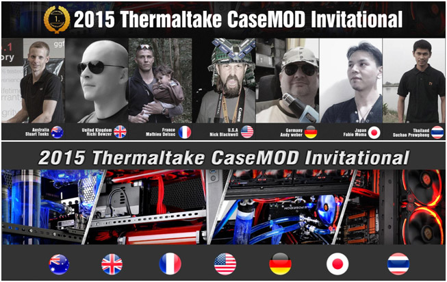 2015 Thermaltake CaseMod Invitational