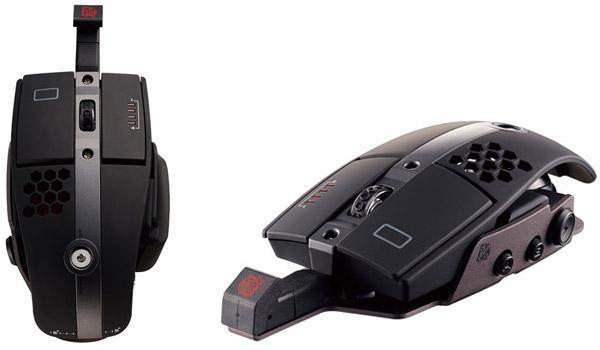 Tt eSPORTS LEVEL 10 M Hybrid Mouse 製品画像