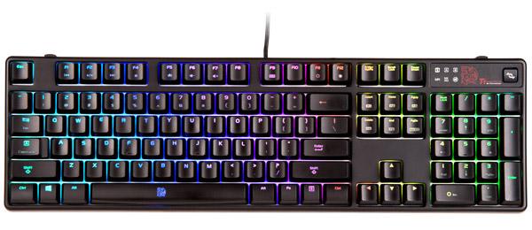 Tt eSPORTS Poseidon Z RGB 日本語キーボード 製品画像