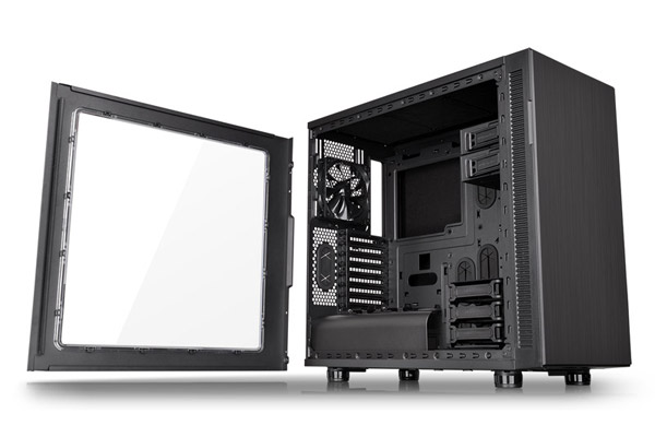 Thermaltake Suppressor F31-Window Power Cover Edition 製品画像