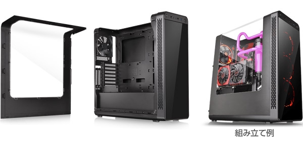 Thermaltake VIEW 27 製品画像