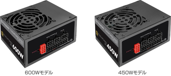 Thermaltake TOUGHPOWER SFX GOLDシリーズ 製品画像