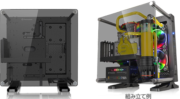 Thermaltake Core P1 TG 製品画像