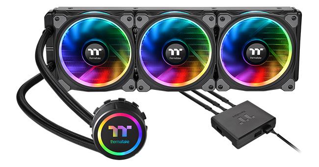 Thermaltake Floe Riing RGBシリーズ 製品画像