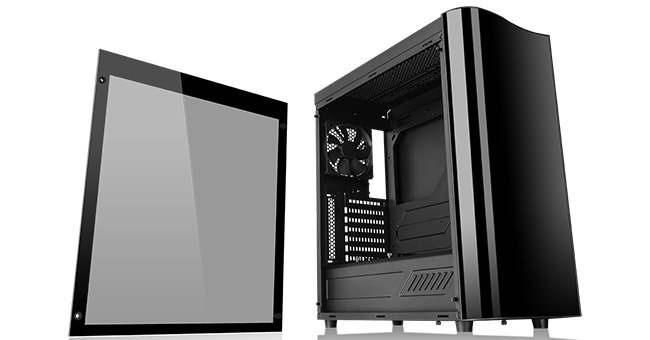 Thermaltake VIEW 22 TG 製品画像