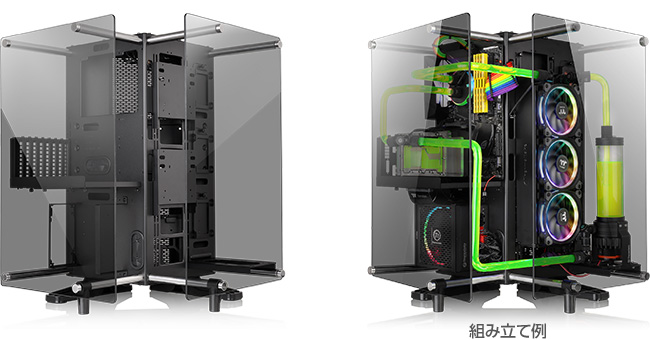 Thermaltake Core P90 TG 製品画像