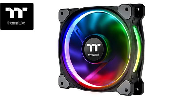 Thermaltake Riing Plus 12 RGB Single Pack 製品画像