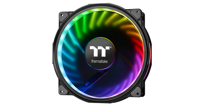 Thermaltake Riing Plus 20 RGBシリーズ 製品画像