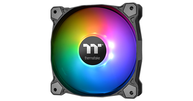 Thermaltake Pure Plus 12 RGB 3Pack 製品画像