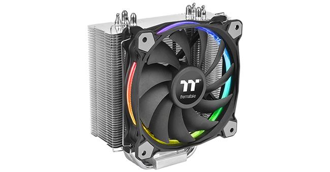 Thermaltake Riing Silent 12 RGB Sync Edition 製品画像