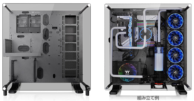 Thermaltake Core P5 TG Ti 製品画像