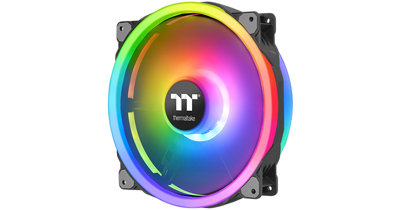Thermaltake Riing Trio PLUS 20 RGB 製品画像