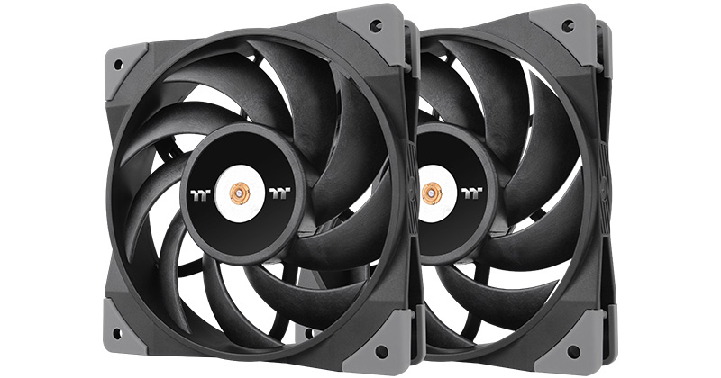 Thermaltake TOUGHFAN 12 2Pack 製品画像