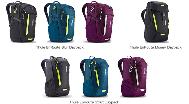 Thule EnRoute Backpack 製品画像