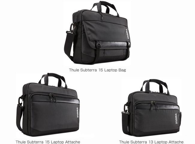 Thule Subterra Laptopシリーズ 製品画像
