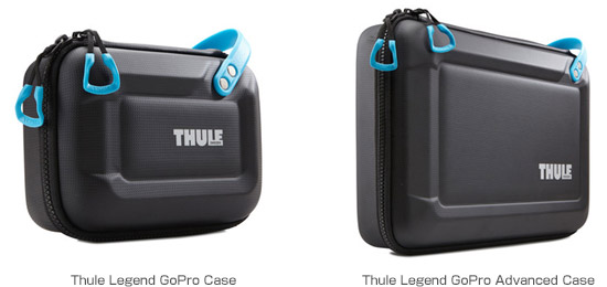 Thule Legend GoPro Caseシリーズ 製品画像