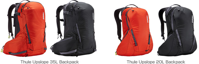 Thule Upslope Backpack 製品画像