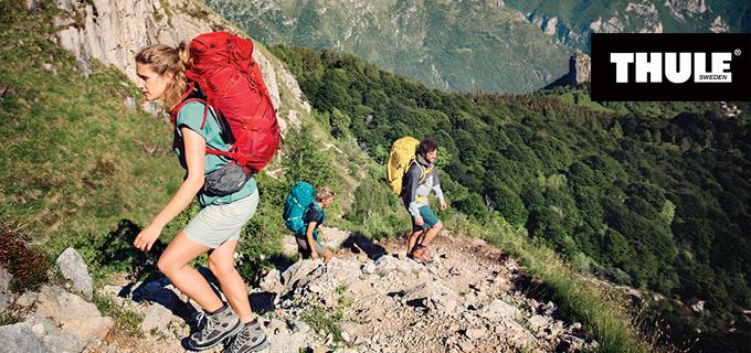 Thule Versant Backpacking Pack 製品画像