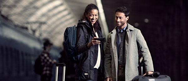 Thule Subterra Travel Backpackシリーズ 製品画像