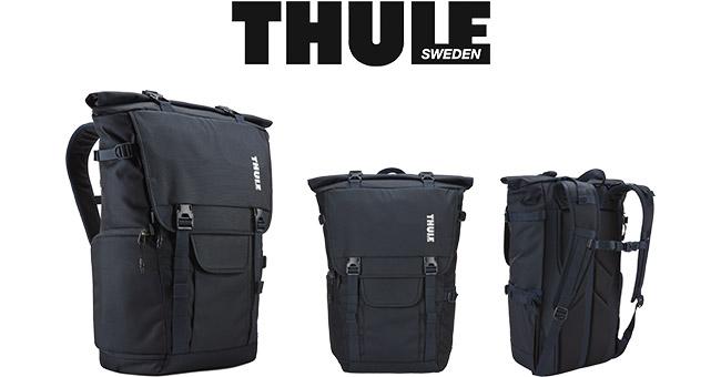 Thule Covert DSLR Backpack Mineral 製品画像