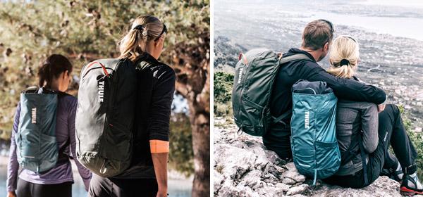 Thule Stir Hiking Packシリーズ 製品画像