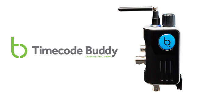 Timecode Systems社、Timecode Buddy miniシリーズを完結させる新製品「mini rx」を発表