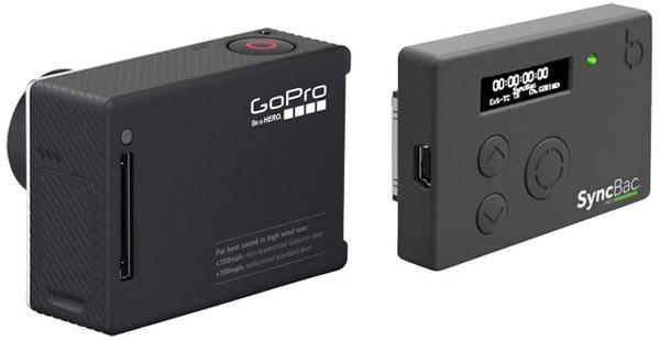 Timecode Systems社、GoPro専用のタイムコード同期ソリューション「SyncBac PRO」を発表