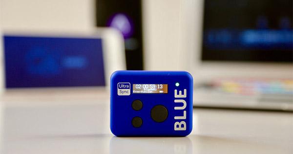 Timecode Systems社、Bluetoothでタイムコードを同期する新製品「UltraSync BLUE」を発表