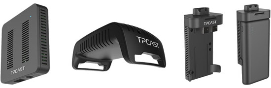 TPCAST Wireless Adapter for VIVE 製品画像
