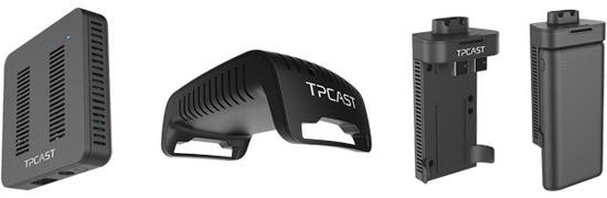 TPCAST Wireless Adapter for VIVE 製品画像