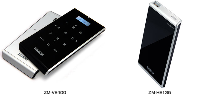 ZM-VE400 ZM-HE135 製品画像