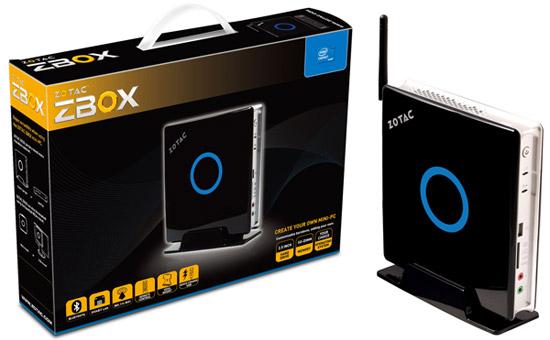 ZBOX-ID85シリーズ 製品画像